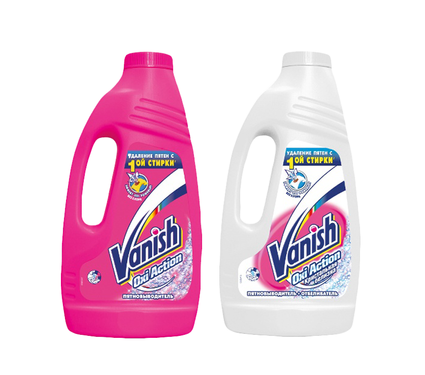 Bottle Vanish Sunshine 1l